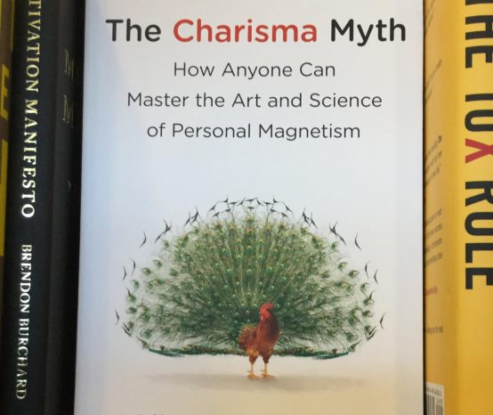 Book Review: The Charisma Myth