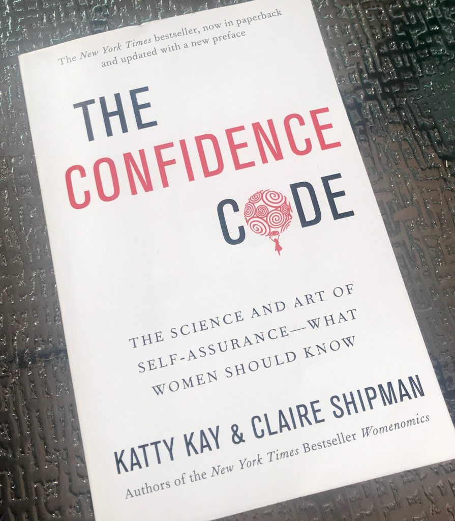 Book Review: The Confidence Code | Self Confidence is Important